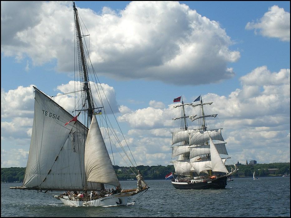 Schiffe zur Kieler Woche 10