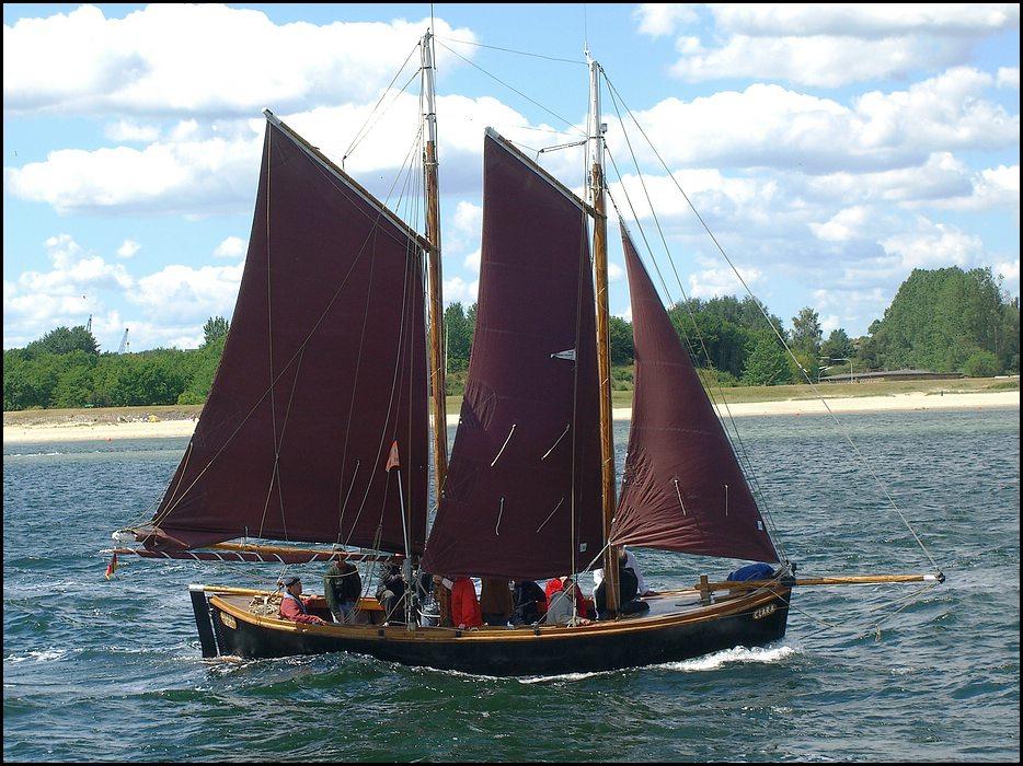 Schiffe zur Kieler Woche 3