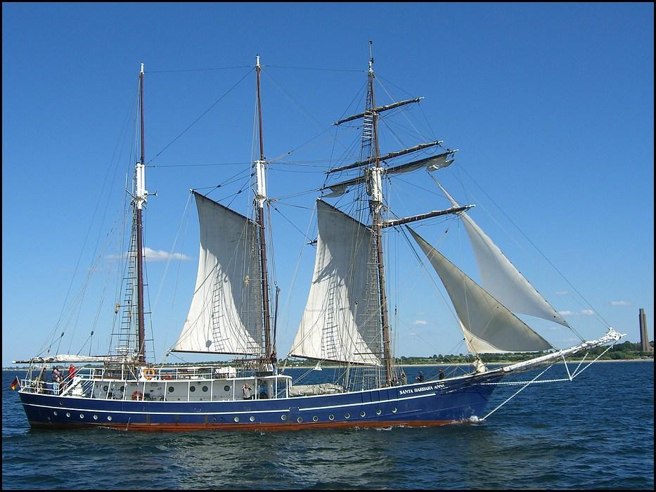 Schiffe zur Kieler Woche 6