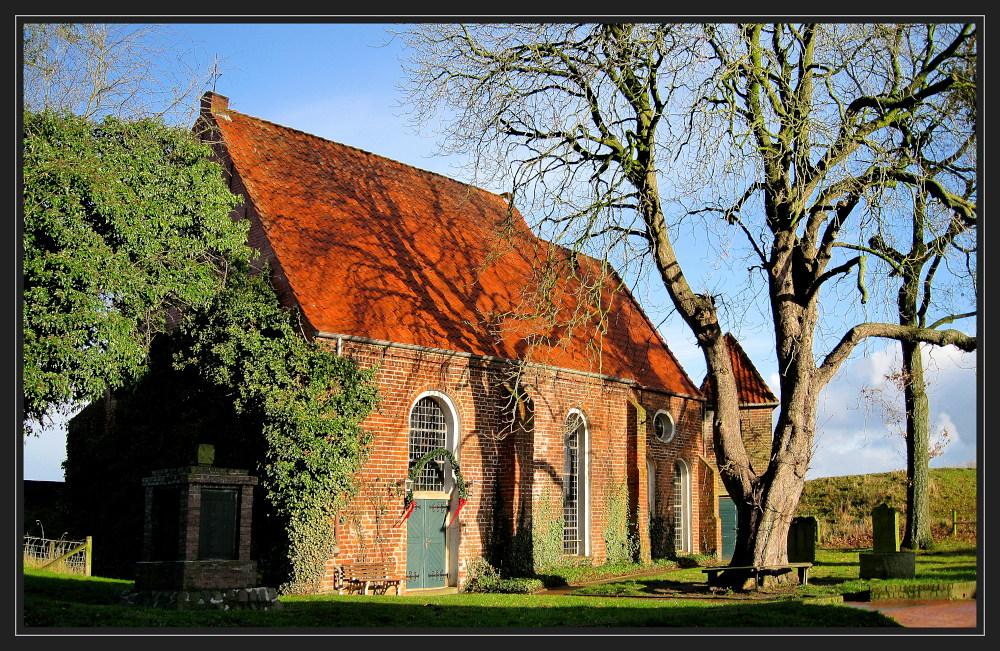 """""""Schifferkirche"""" St. Marien, Warfleth"""