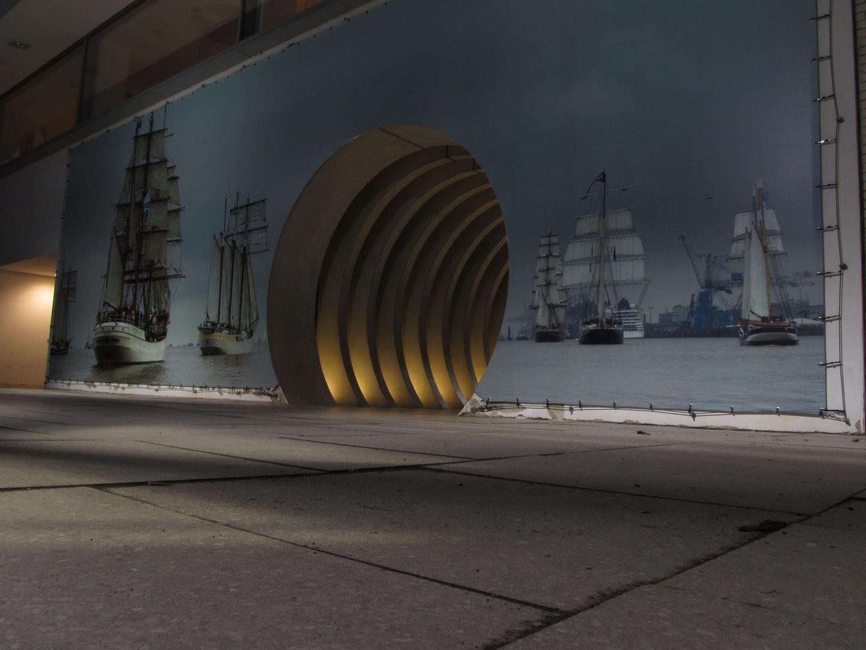Schifffahrtsmuseum in bremerhaven foto bild architektur architektur bei nacht motive - Architektur bremerhaven ...