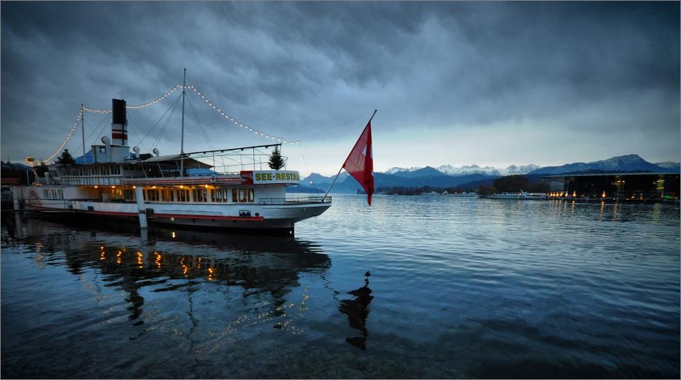 Schiffrestaurant Wilhelm Tell - Luzern