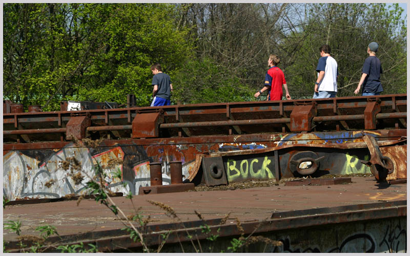 Schiffsfriedhof #3 Bock auf...