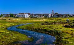 Schiffsfriedhof, Léchiagat, Bretagne, France