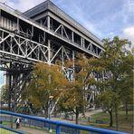 Schiffshebewerk Niederfinow - Europas größter Schiffs-Fahrstuhl