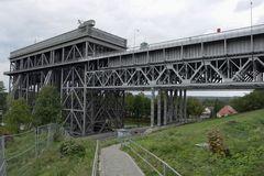 Schiffshebewerk Niederfinow, IV.