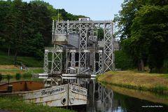 Schiffshebewerk Nr. 3 am Canal du Centre (3)