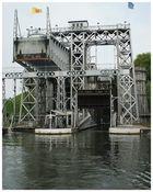 Schiffshebewerke des Canal du Centre - Belgien