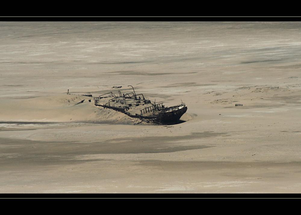 Schiffswrack Eduard Bohlen