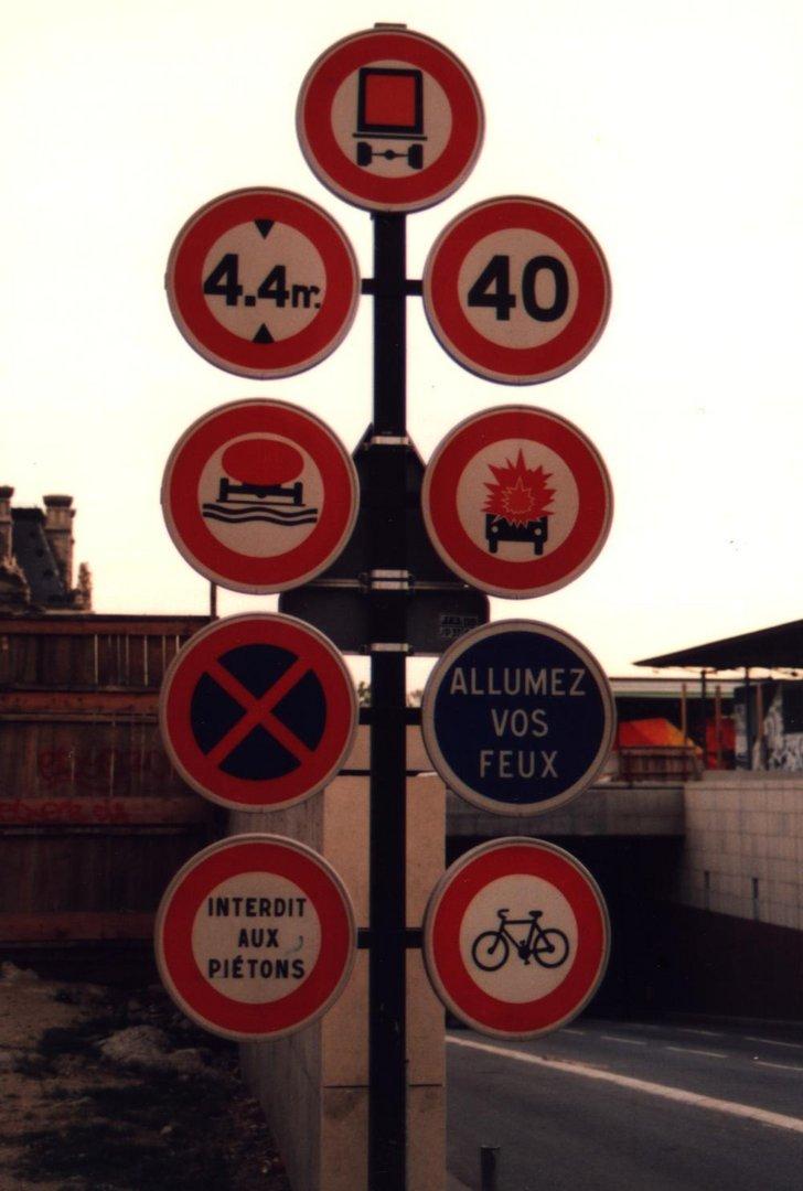 Schilder Paris
