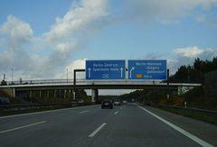 Schilderbrücke Dreilinden 1