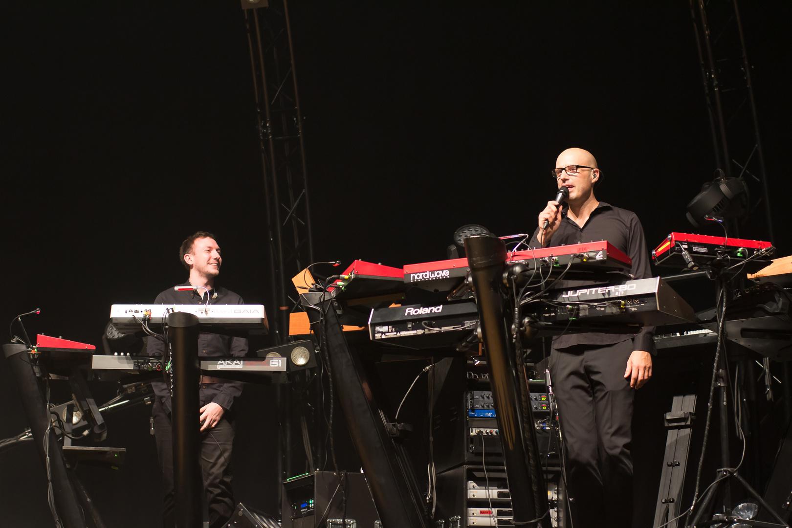 Schiller Klangwelten Live 2013 | 24.Sept. Gera Kuk