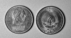 Schiller - Münze