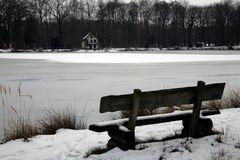 Schillingspark im Winter