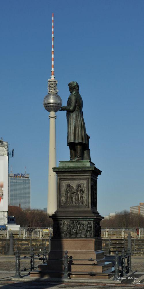 Schinkel Denkmal