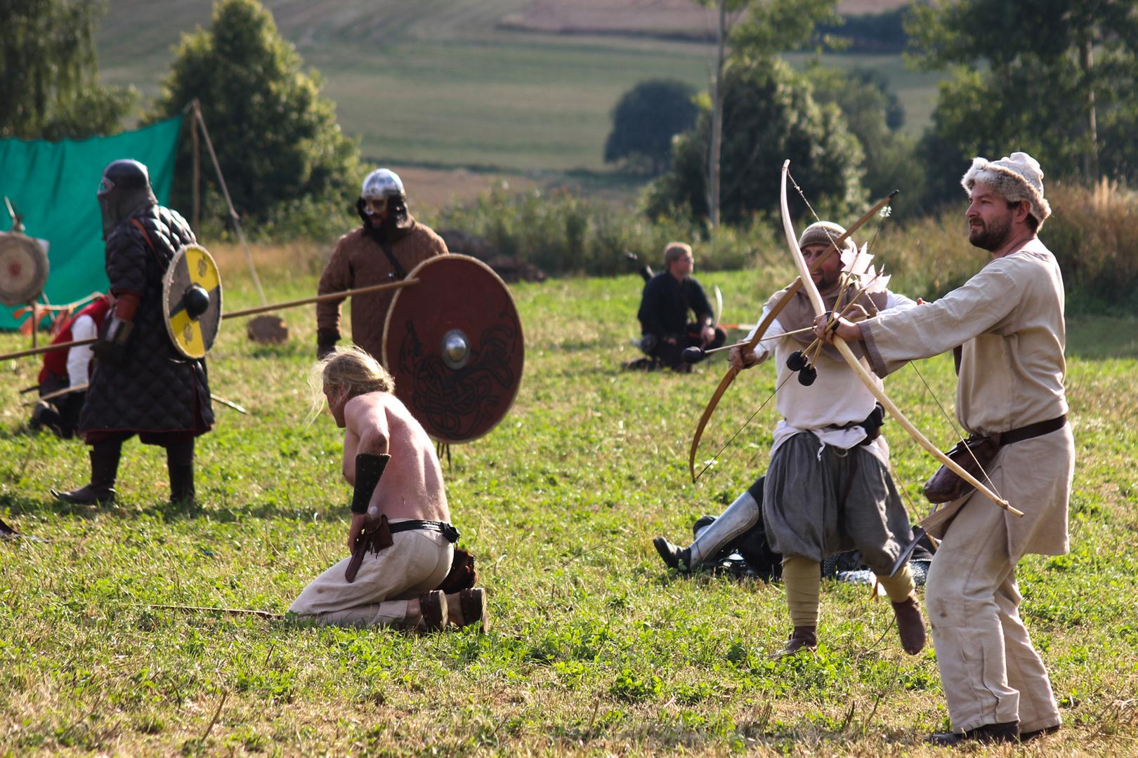 Schlacht auf dem Katharinenberg - Collis Clamat 2013