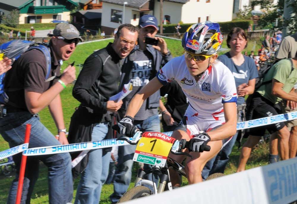 Schladming Weltcupsiegerin Lisi Osl