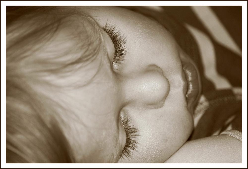 Schlaf Kindlein schlaf ...