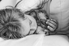 Schlafende Schöne und das Biest
