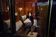 Schlafwagen nach Bordeaux
