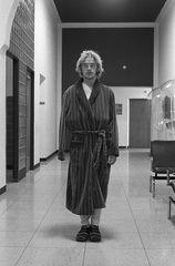 Schlafwandler im Krankenhaus, 1980