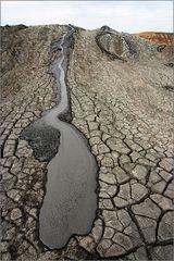 schlammvulkane - mud vulcano 04