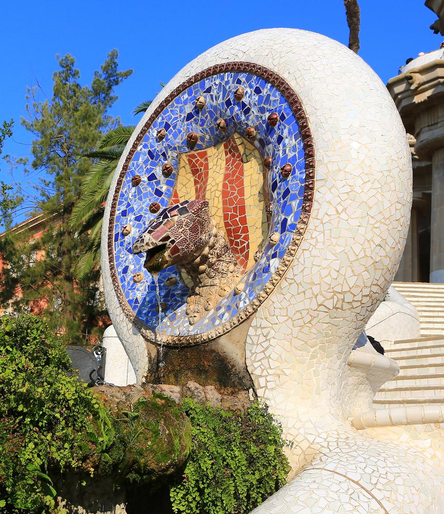 Schlangenbrunnen I
