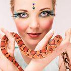 Schlangenfrau