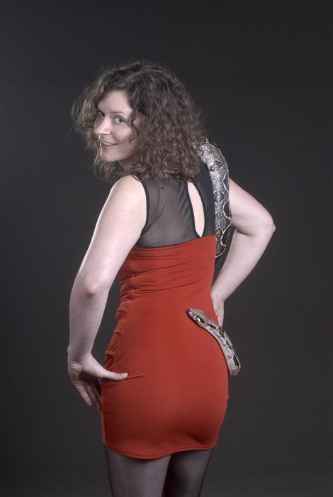 Schlangenfrau die dritte ;-)