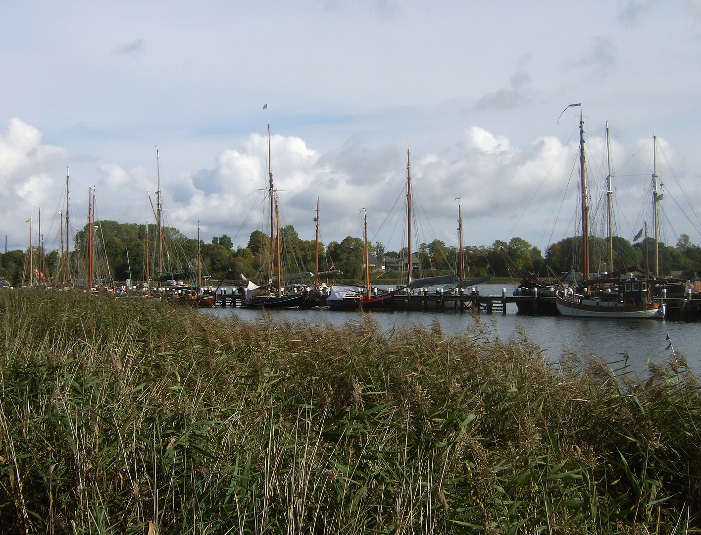Schlei-Segelboothafen