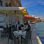 Schlendern entlag der Insel Giudecca