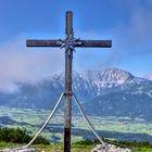 Schlenken Gipfelkreuz