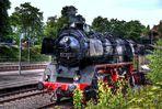 Schlepptender - Lokomotive 50 3552 2