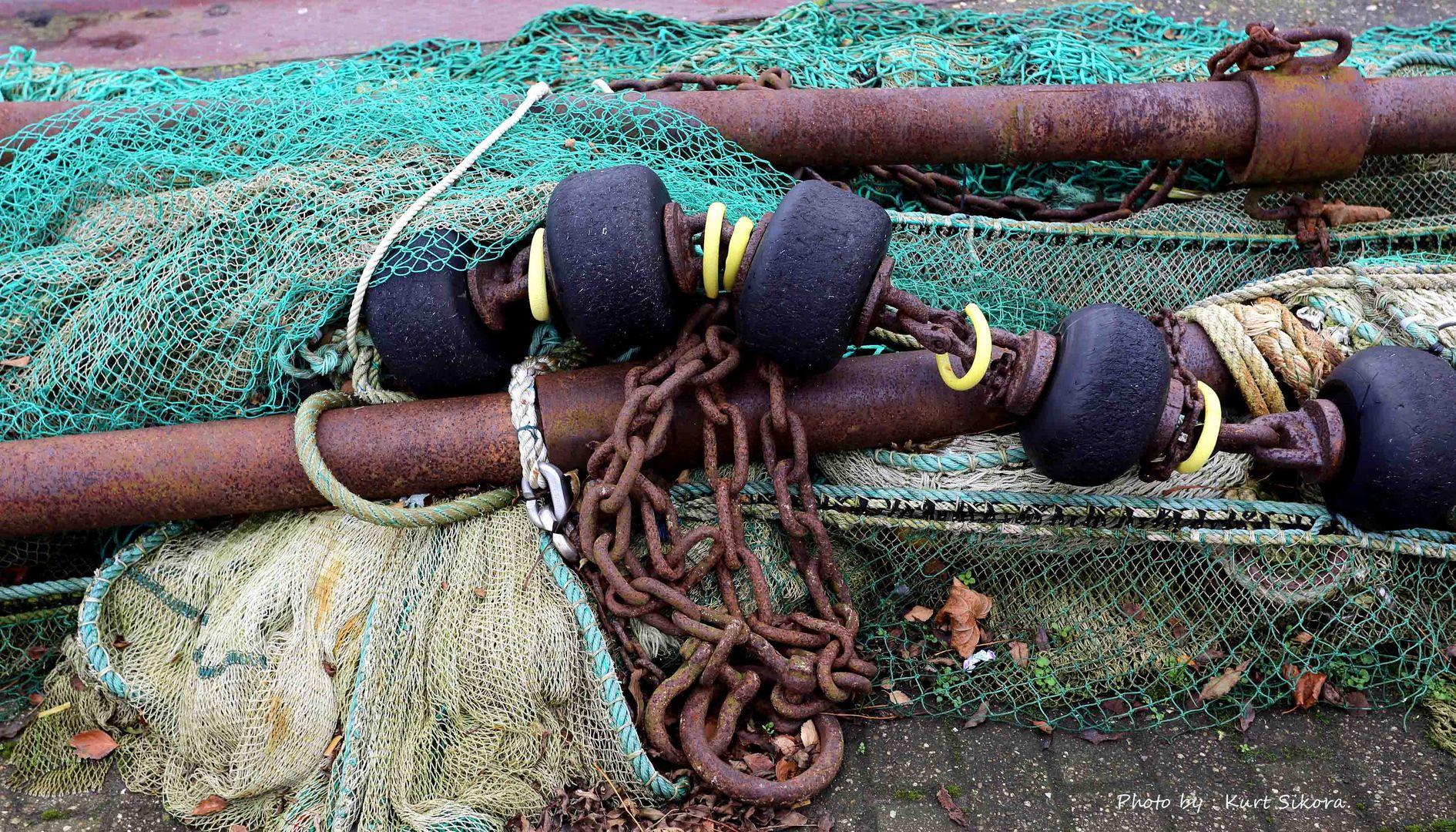 Schleppzubehör-Krabbenkutter