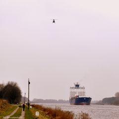 Schleswig-Holstein : Zu Wasser, auf der Erde und in der Luft