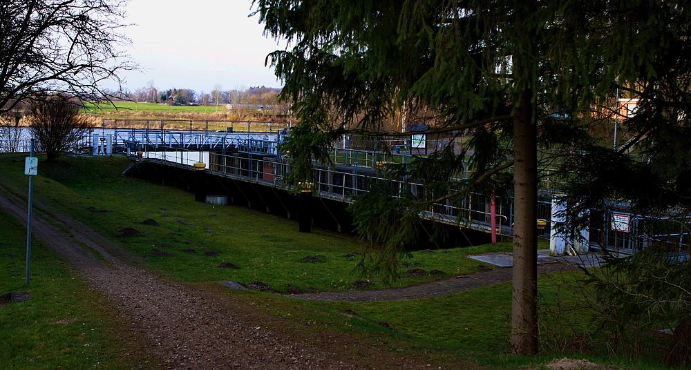 Schleuse Strohbrück