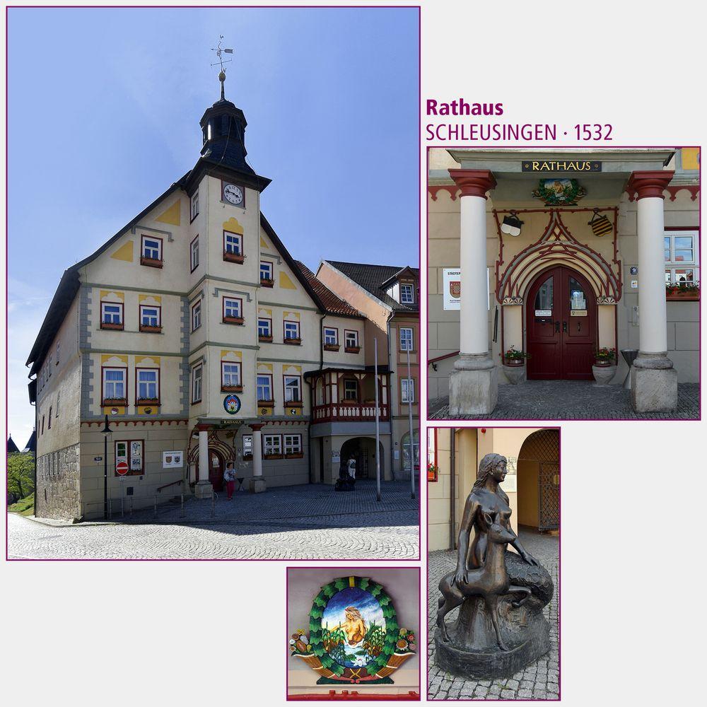 Schleusingen · Rathaus