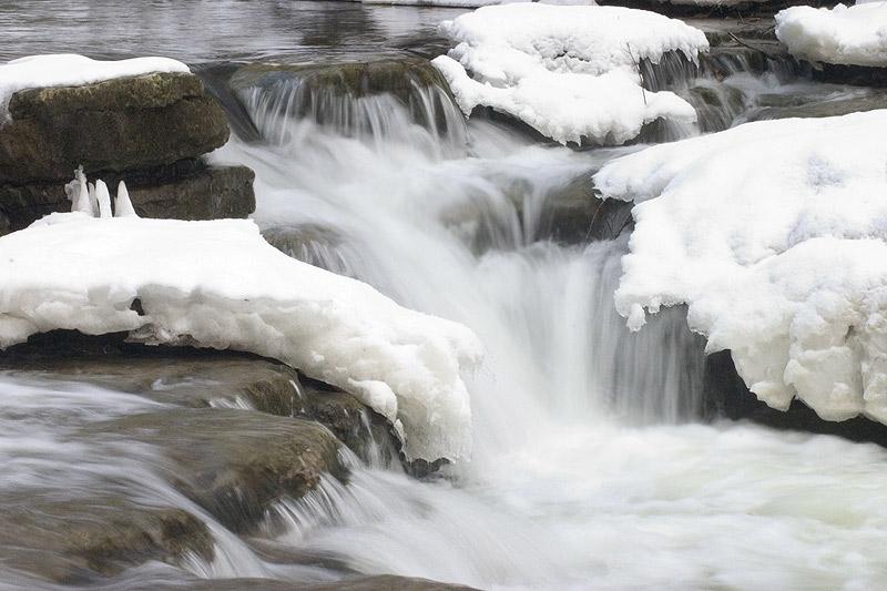 Schlichemklam im Winter