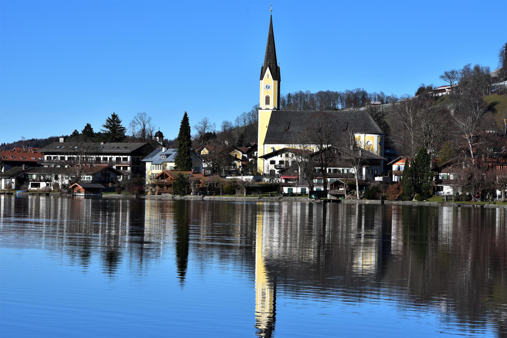 Schliersee Oberbayern