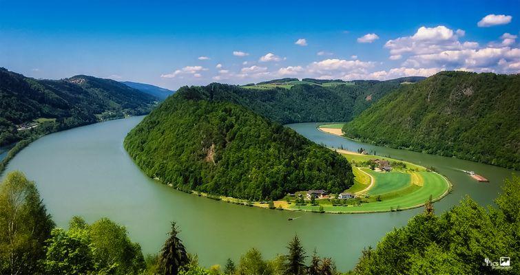 Donauschleife österreich