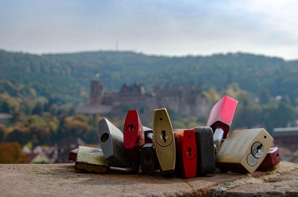 Schlösser in Heidelberg #2