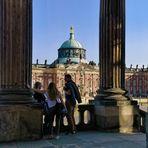Schlößer und Paläste  - Potsdam  -