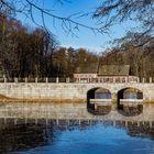 Schloss Ahrensburg / Brücke / 210222