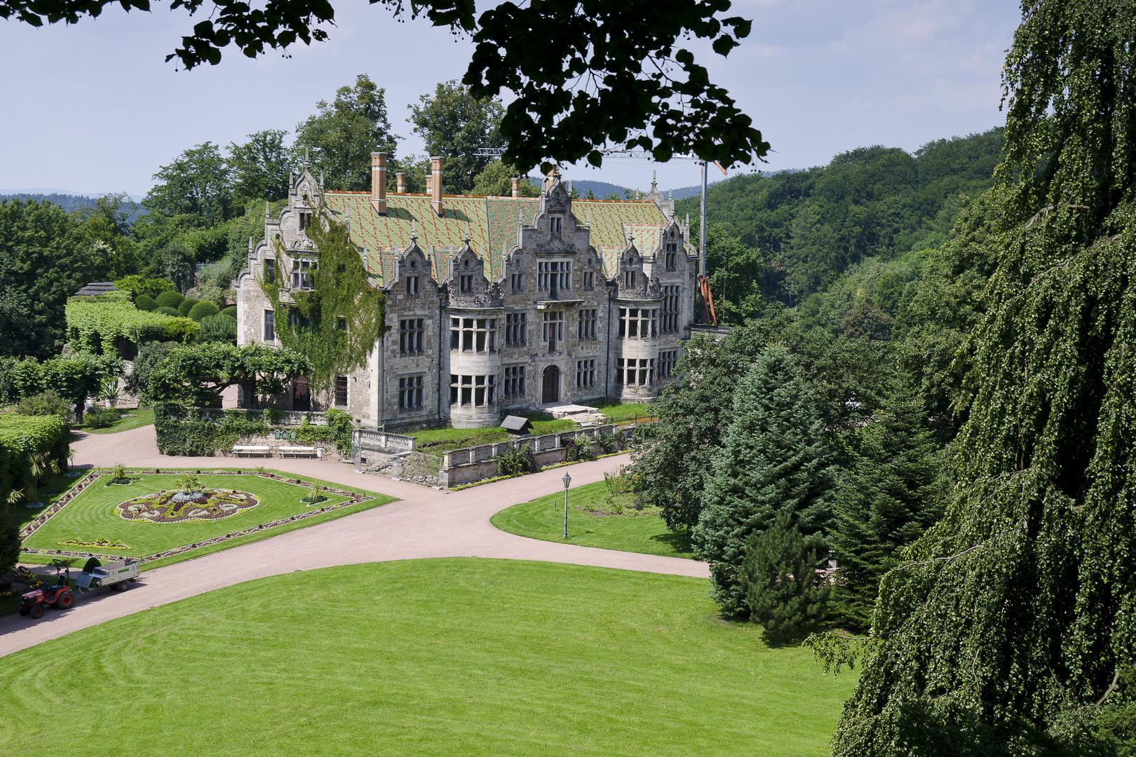 Schloss Altenstein ...