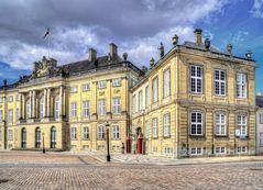 - Schloss Amalienborg -