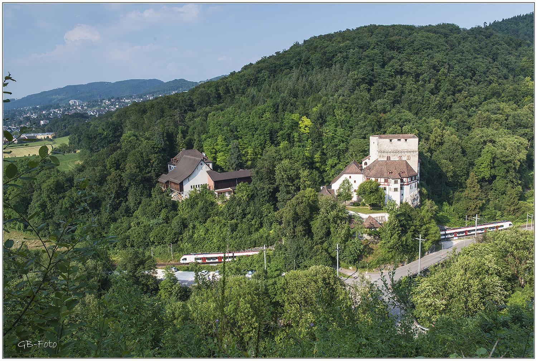 Schloss Angenstein....