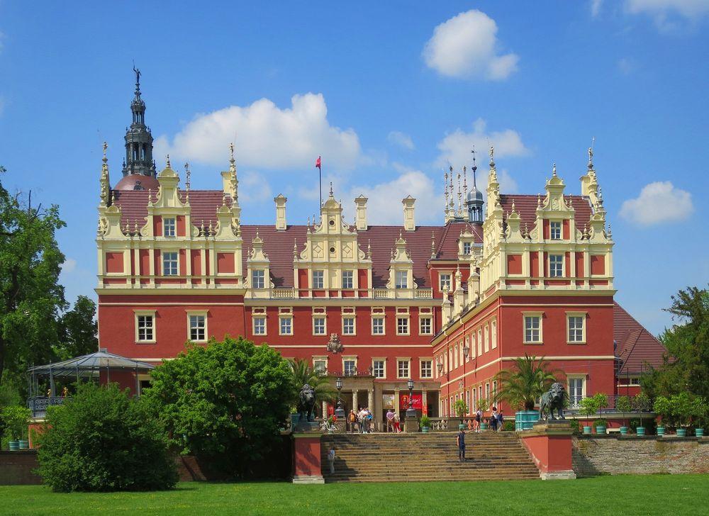 Schloss Bad Muskau Foto & Bild | park, world