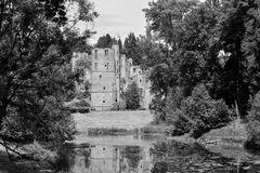 Schloss Beaufort S/W