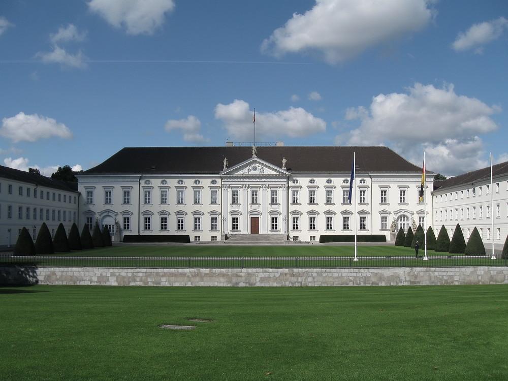 Schloss Bellevue - Sitz des Bundespräsidenten