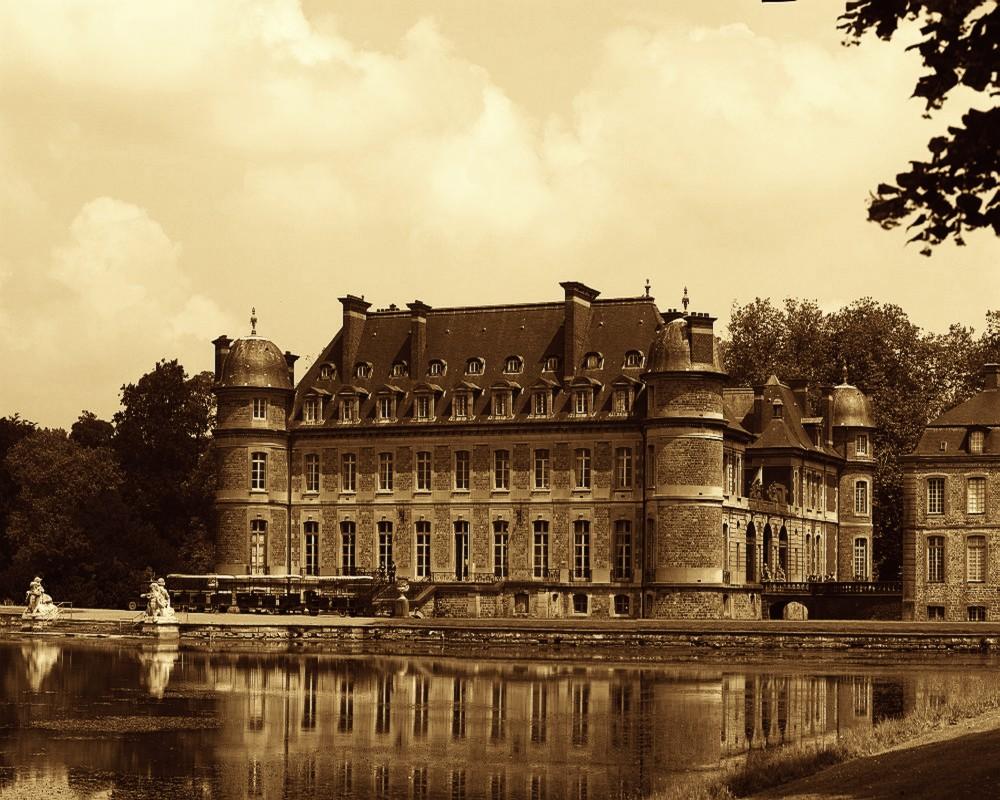 Schloss Beloeil in Belgien